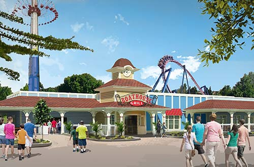 New for 2019 – Flagship Restaurant with Local Favorites and Healthy Fare Coming to Worlds of Fun