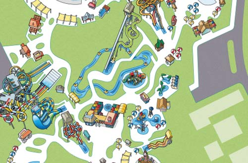 Kansas City Water Park Missouris Oceans of Fun Worlds of Fun