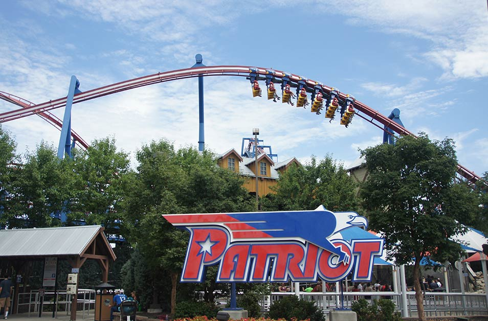 Patriot Roller Coaster
