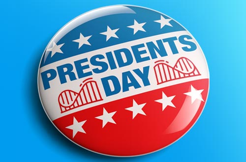 Presidents' Day Weekend Sale