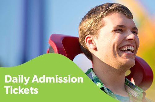 Worlds of Fun Daily Tickets