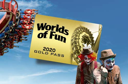 Worlds of Fun Season Passes