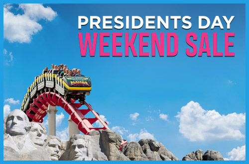 Presidents Day Weekend Sale