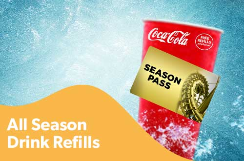 All Season Drink Refill