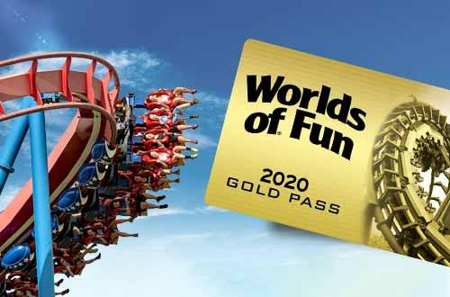 Kansas City Amusement Park Missouri Theme Park Worlds Of Fun