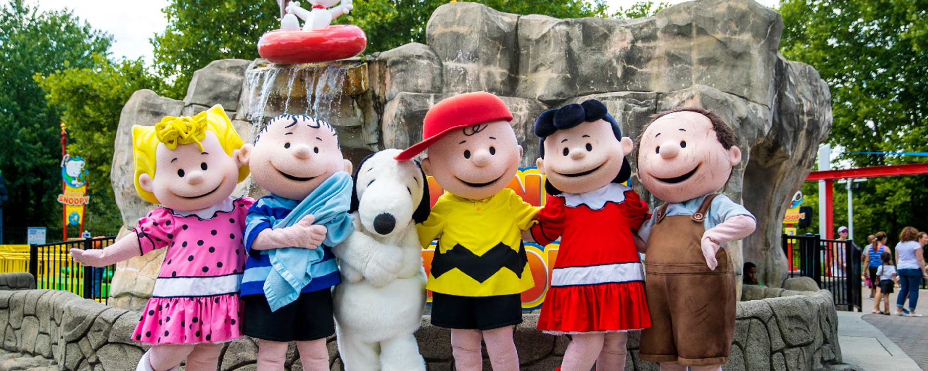 Meet the PEANUTS Gang