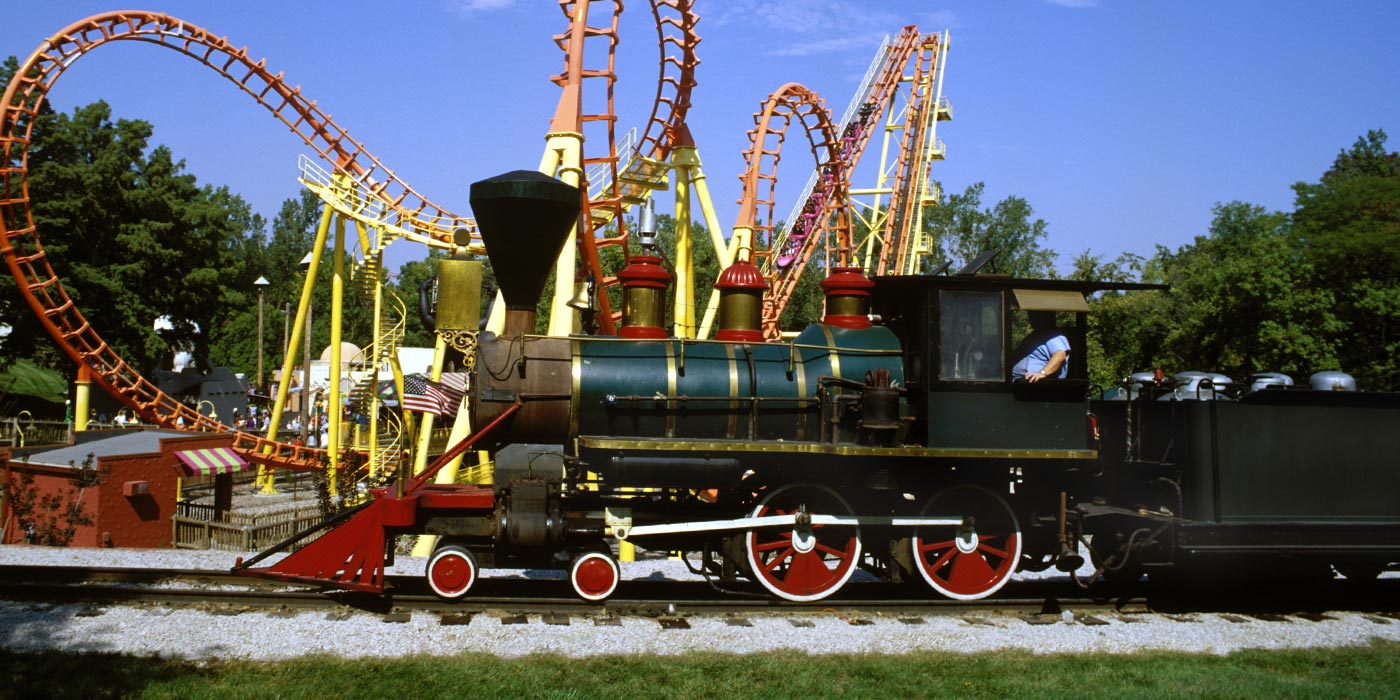 Worlds of Fun Railroad